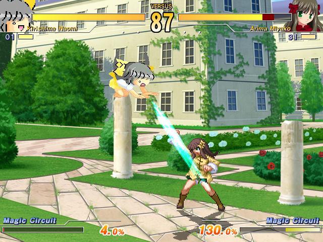 霧島奈緒美が参戦ゲームを間違えたようです
